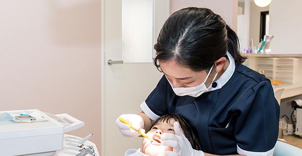 小児歯科・小児矯正に対応